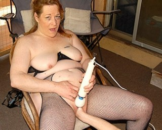 She loves to get fisted and toy fucked