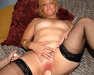 Mature mature-madness Take that fist deep inside and enjoy it